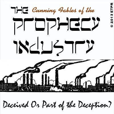 Cunning fables of the prophecy industry