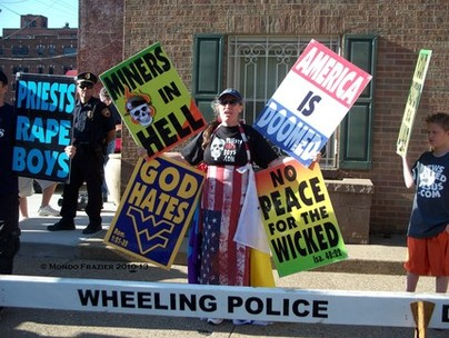 WESTBORO BAPTIST is neither a church nor Baptist