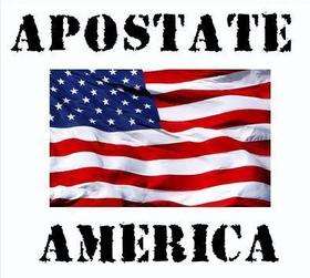 APOSTATE AMERICA: What was reality years ago is becoming apparent today. Compromise is getting harder to deny among the apostate church.