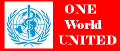 ONE WORLD UNITED: Unity is coming to the world soon--unless you don't agree withe the unity.