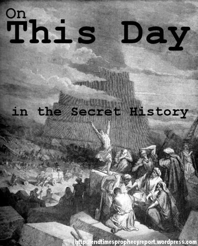THIS DAY in the Secret History