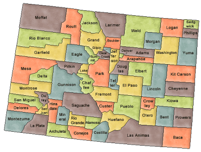 COLORADO COUNTIES VOTE TO SECEDE - 51st State?