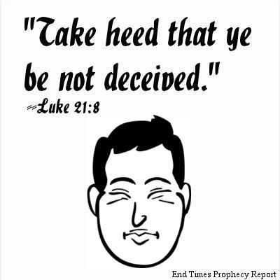 "DECEIVED: The Circle Maker.  ""Take Heed that ye be not deceived."""