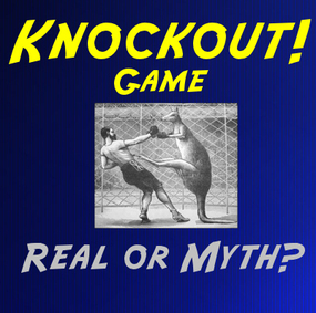 KNOCKOUT GAME: Media reality or Media Myth?