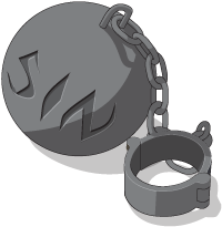The Police State enslaves its citizens through SIN.  Click to break free from sin!