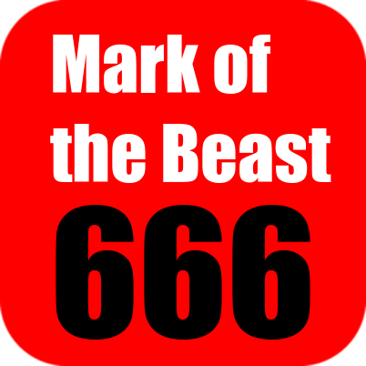 MARK OF THE BEAST: Bible verses about 666 and the mark of the beast.