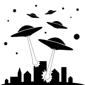 NEW WORLD ORDER Strategy: Aliens Attack, the World Unites!
