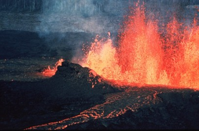 An ordinary volcano erupting would be nothing compared to when the YELLOWSTONE SUPER-VOLCANO erupts.