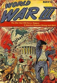 WORLD WAR 3 WATCH - Click the comic for all of the back issues.