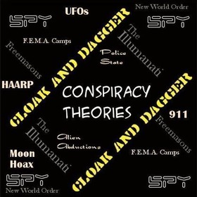 CONSPIRACY THEORIES: The most unbelievable, craziest conspiracy theories come from the Corporate Media and the government.