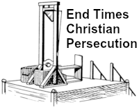 END TIMES CHRISTIAN PERSECUTION OF THE SAINTS: Coming to America Babylon?