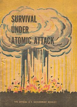 WORLD WAR 3: Survival under an Atomic Attack?