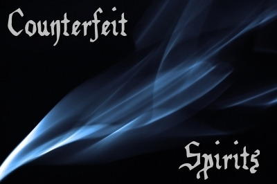 COUNTERFEIT HOLY SPIRIT: Try every spirit. - 1 John 4:1