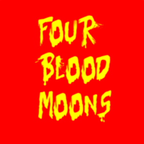 FOUR BLOOD MOONS: Christians looking up in the sky for moons, not Jesus