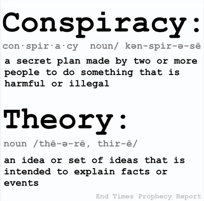 Good conspiracy theories to write a paper on
