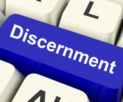 DISCERNMENT THE REALITY vs DISCERNMENT THE FANTASY