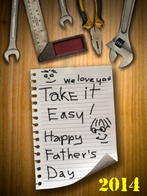 HAPPY FATHER'S DAY 2014: 20 Father's Day Quotes for the Father of the Year!