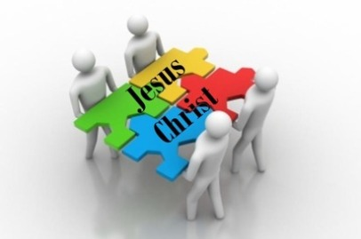 UNITY IN THE SPIRIT: All other unity outside faith built on Jesus Christ is false and an abomination to God.