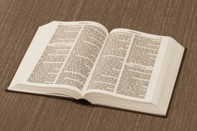 THE BIBLE INFORMS THE FAITH OF THE BELIEVER