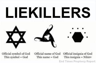 MARK AND NAME OF GOD?