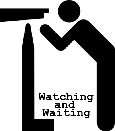 WATCHING AND WAITING:  Jesus is coming back! Are you ready?