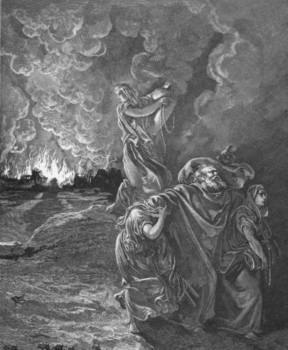 SINS OF SODOM: What were the sins of Sodom?  Do they sound familiar?