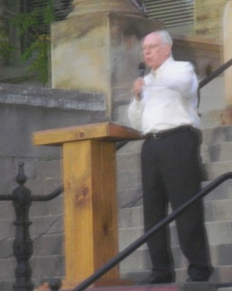 RAFAEL CRUZ: September 30, 2014, St. Clairsville, Ohio