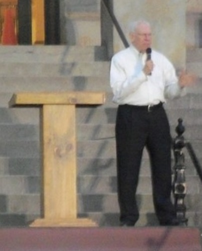RAFAEL CRUZ; The Father of Ted Cruz spoke about the Bible, the Feds and the differences between Cuba and America.