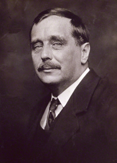 H.G. Wells: Busy bee for the New World Order and the mystery of iniquity
