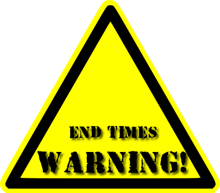END TIMES WARNING: Several good end times warnings for believers.