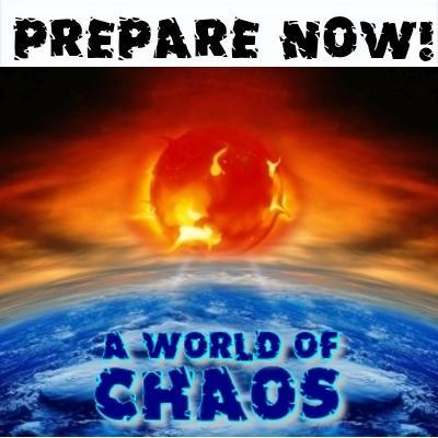 PREPARING FOR THE END TIMES: The world prepares one way, the true Christian prepares another.