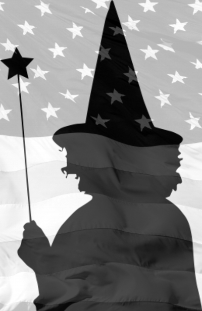 WITCHCRAFT IN AMERICA: Witchcraft is as American as apple pie, hot dogs and the Fourth of July.