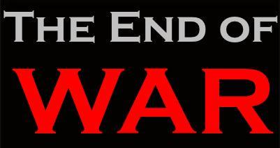 THE END OF WAR: Mankind's last two battles.