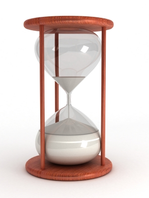 TIME IS RUNNING OUT: The free gift of Eternal Salvation is still available. But for how long?