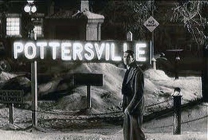 THE USA IS ONE BIG POTTERSVILLE: Chasing mammon is a loser's game.