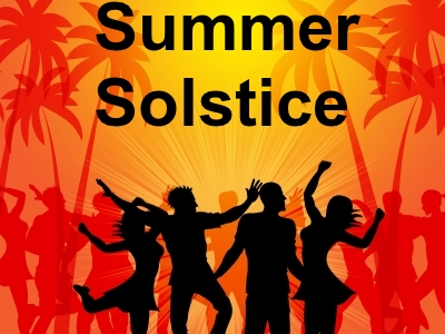 SUMMER SOLSTICE CELEBRATIONS: Who, exactly, celebrates the Summer Solstice?