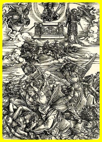 GOG-MAGOG: Ezekiel 38-39 is Armageddon.