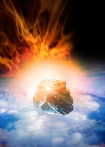 WILL AN ASTEROID BE THE END OF THE WORLD?