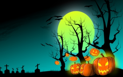 HALLOWEEN: The perfect season for the times in which we live.