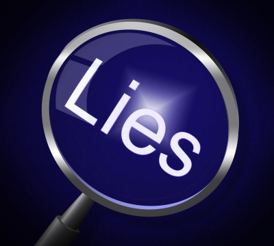 Men Lie: DECEPTION IN THE LAST DAYS: Everywhere