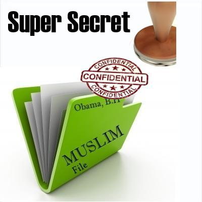 UNDERCOVER MUSLIM: Our Super Secret 44th President