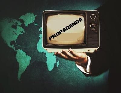 PROPAGANDA: End Times Deception and lies by another name.