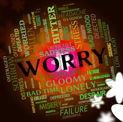 WORKERS OF INIQUITY: Worry is a constant companion.