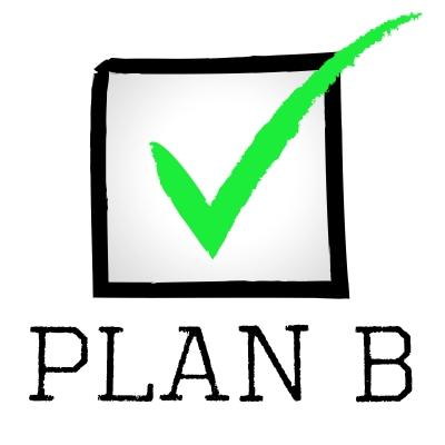 Plan B: Sin instead Jesus