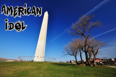 American Idol:Washington Monument