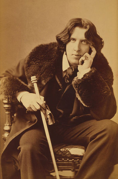 Oscar Wilde: Celebrated by the world.