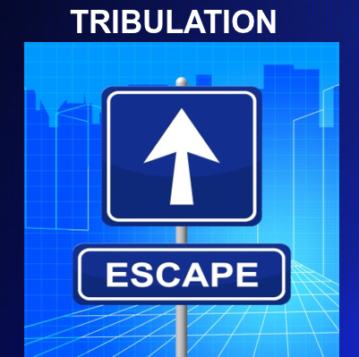 TRIBULATION AHEAD: For Christians, it's a certainty.