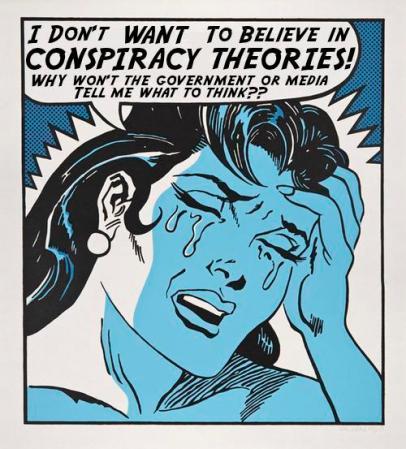 Conspiracy Theory: comic 2