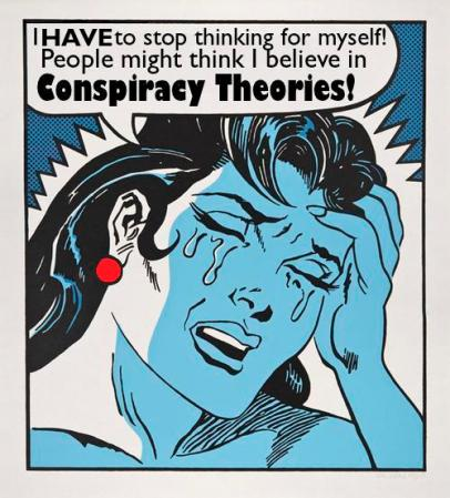 conspiracy theory comic 1
