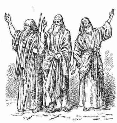 false prophets and false Christs abound